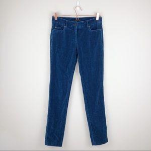 J.McLaughlin Velvet Skinny low rise Jeans